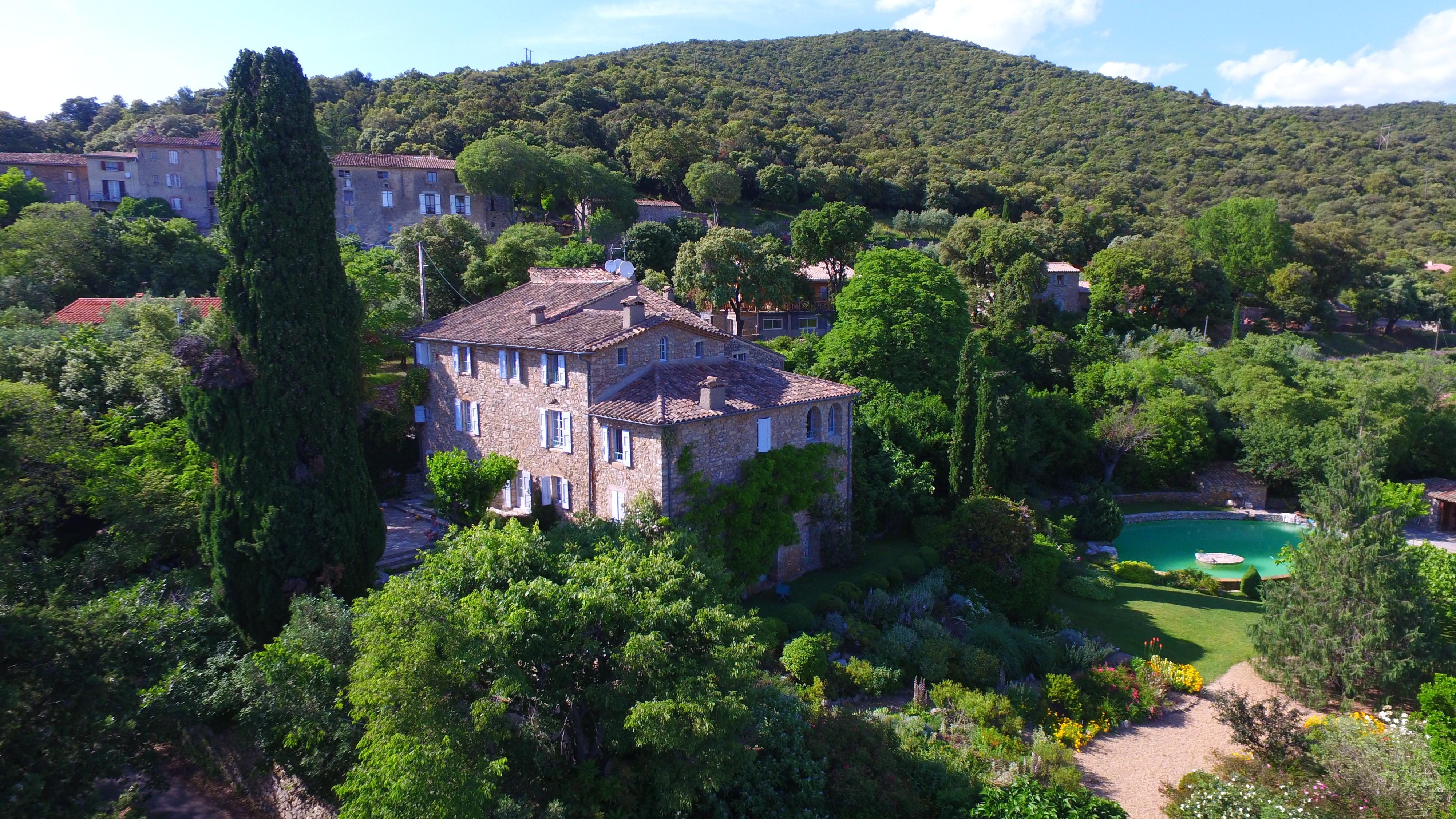 Mas De l'aire – Monoblet, Languedoc-Rousillon, France